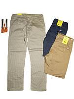 Брюки коттоновые для мальчика, размеры 4,6,8 лет, S&D, арт. LY-294
