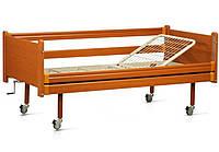 Кровать медицинская деревянная функциональная двухсекционная OSD 93 (Италия)