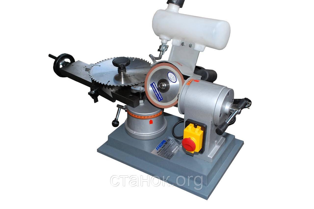 FDB Maschinen MF 126 заточной станок для дисковых пил и инструмента по металлу фдб мф 126 машинен