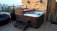 Гидромассажный СПА-бассейн Balboa JU, фото 1