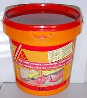 Sika BetonKontakt - грунтовка образующая слой повышенного сцепления с отделочными материалами 1,5 кг.