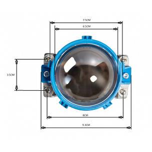 Светодиодные би-линзы Optima Premium Bi-Led Lens 5100K 3.0, фото 2