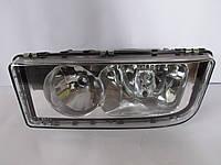 Фара левая Mersedes Axor-Actros (2004+) без поворота