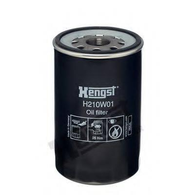 Фильтр маслянный H210W01 (Hengst)