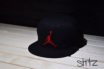 Снепбек Jordan черный