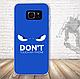 Оригинальный чехол бампер для Samsung Galaxy S7 с картинкой Закат, фото 3