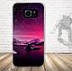 Оригинальный чехол бампер для Samsung Galaxy S7 с картинкой Закат, фото 8