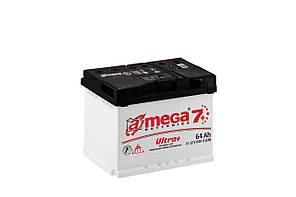 Аккумулятор A-MEGA ULTRA+ (M7+) 77 Ah правый +