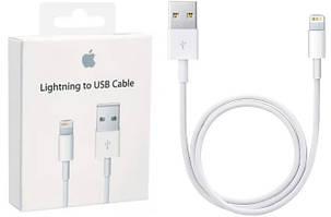 Оригинальный кабель для зарядки iPhone 5 5s 5c 6 6S 7 8 10 X / 6S 7 8 Plus - 1 м