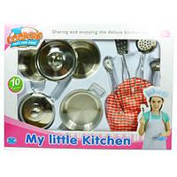 Детский кулинарный набор нержавеющий (S060)