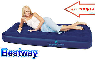 Матрас надувной bestway 67001 188x99x22 см, фото 2