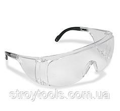 Очки, защитные, Lens, прозрачные,Truper Арт.LESO-TR, Киев.