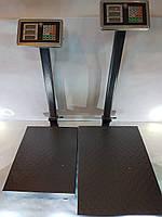 Весы до 300 кг с усиленной платформой 45*60