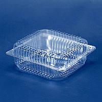 Упаковка для кондитерских изделий, ПС-53 V=2250мл, 210*215*79 (110 шт)