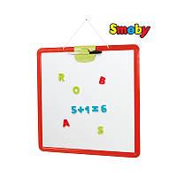 Двухсторонняя доска для рисования Smoby  410701