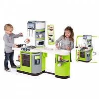 Интерактивная детская кухня Master Cook Smoby 311102 (зеленая)