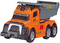 Машинка Міський Вантажівка з Контейнером Функціональний Dickie 9113580W, фото 1