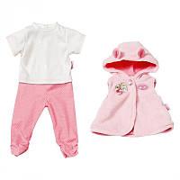 Одежда для куклы 46 см Baby Annabell Deluxe Zapf Creation 794050
