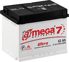Аккумулятор A-MEGA ULTRA (M7) 50 Ah правый +