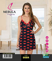 Рубашка женская больших размеров NEBULA 908R