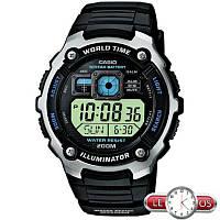 Спортивные мужские часы Casio AE-2000W-1AVEF, Оригинал. Кварцевые часы.
