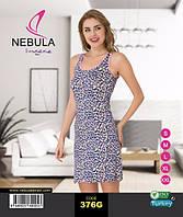 Рубашка женская больших размеров NEBULA 376G
