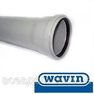Труба для внутренней канализации Wavin 110х2.6х1000