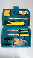 Набір інструментів для дрібного домашнього ремонту на всі випадки життя