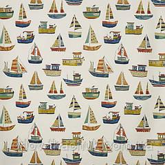 Ткань для штор Boat club Beachcomber Prestigious Textiles