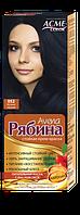 Краска для волос Рябина 052 Иссиня Черный