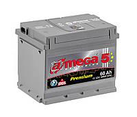 Аккумулятор A-MEGA PREMIUM (M5) 60 Ah левый +