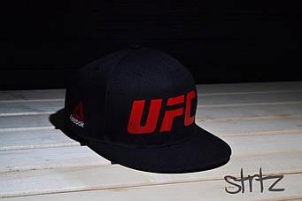 Снепбек UFC черный