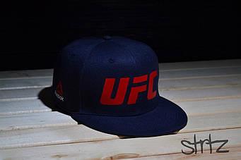 Снепбек UFC синий