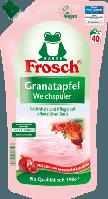 Премиум кондиционер для белья с ароматом граната Frosch Weichspüler Granatapfel 1000 мл