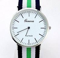Часы Geneva (blue-green)