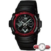 Спортивные мужские часы Casio AW-591-4AER, Оригинал. Кварцевые часы.