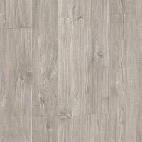 Виниловая плитка Quick-Step Livyn Balance Click Plus   Дуб каньйон, серый, распил BACP40030