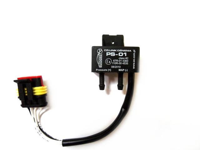 Датчик давления и вакуума (map sensor гбо)