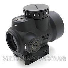 Коліматор Trijicon MRO style чорний, фото 2