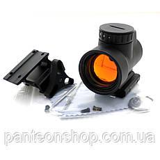 Коліматор Trijicon MRO style чорний, фото 3