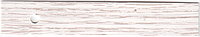 Кромка ABS Сосна белая D3168