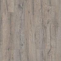 Виниловая плитка Quick-Step Livyn Balance Click Plus   Дуб хистори, серый BACP40037