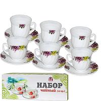 Набор чайный 12пр.190 мл Астра SNT 558-19