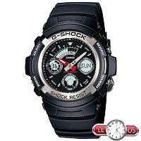 Спортивные мужские часы Casio AW-590-1AER, Оригинал. Кварцевые часы.