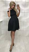 Платье женское с дайвинга  Marsy , черное ! , фото 1