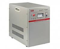 Стабилизатор напряжения СНАП-7000, однофазный, переносной