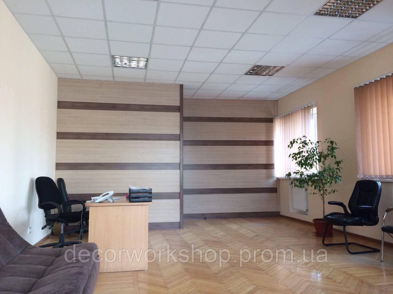 Декоративные перегородки из ДСП, МДФ, фанеры и дерева - Decorworkshop в Кропивницком
