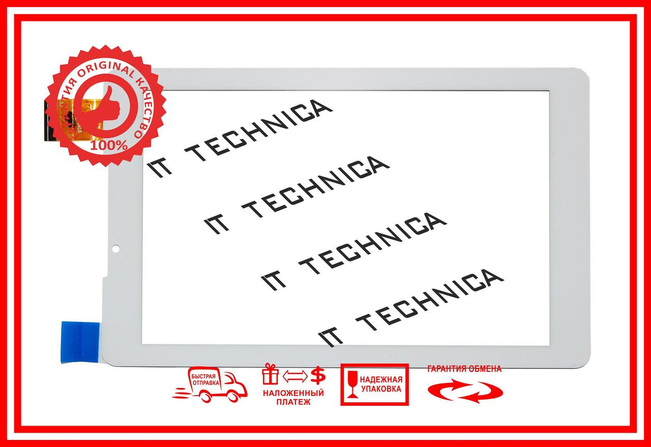 Тачскрін Prestigio PMT3777 3G БІЛИЙ
