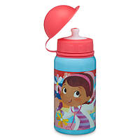 "Алюминиевая бутылка доктор плюшева ""Doc McStuffins"" 340 мл Disney"