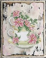 Набор для вышивания крестиком Цветы 11